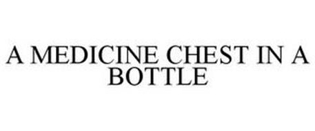 A MEDICINE CHEST IN A BOTTLE