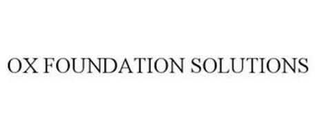 OX FOUNDATION SOLUTIONS