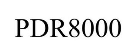 PDR8000