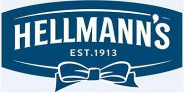 HELLMANN'S EST. 1913