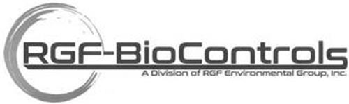 RGF-BIOCONTROLS A DIVISION OF RGF ENVIRONMENTAL GROUP, INC.