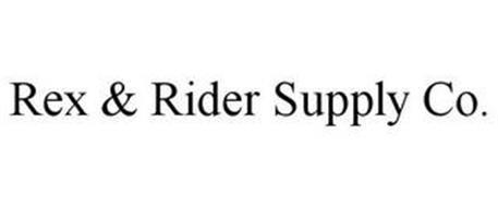 REX & RIDER SUPPLY CO.