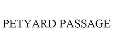 PETYARD PASSAGE