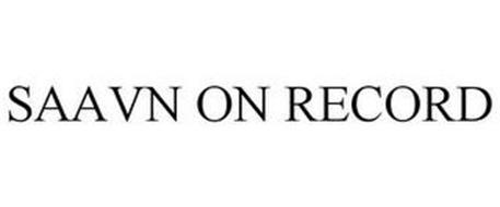SAAVN ON RECORD