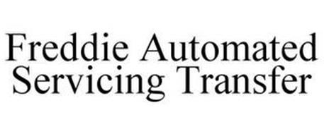 FREDDIE AUTOMATED SERVICING TRANSFER