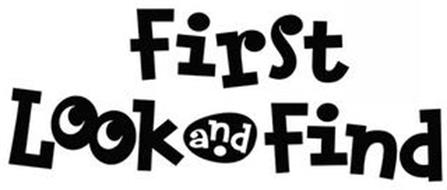 FIRST LOOK AND FIND