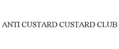 ANTI CUSTARD CUSTARD CLUB