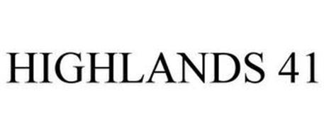 HIGHLANDS 41