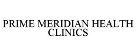 PRIME MERIDIAN HEALTH CLINICS