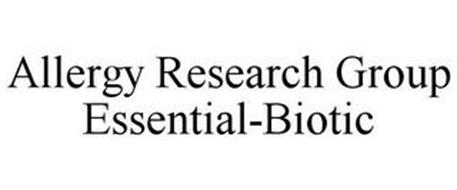 ALLERGY RESEARCH GROUP ESSENTIAL-BIOTIC