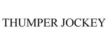 THUMPER JOCKEY