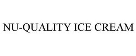 NU-QUALITY ICE CREAM