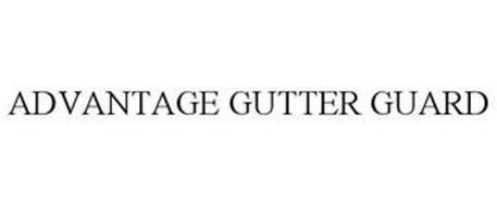 ADVANTAGE GUTTER GUARD