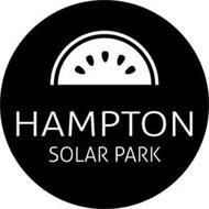 HAMPTON SOLAR PARK