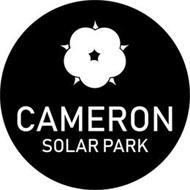 CAMERON SOLAR PARK