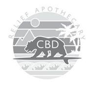 RELIEF APOTHECARY CBD