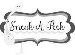 SNEAK-A-PEEK