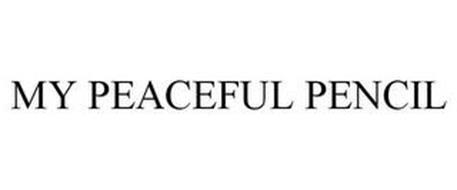 MY PEACEFUL PENCIL