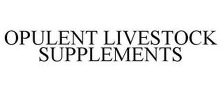 OPULENT LIVESTOCK SUPPLEMENTS