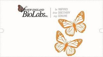 NEW ENGLAND BIOLABS INC. BE INSPIRED DRIVE DISCOVERY STAY GENUINE