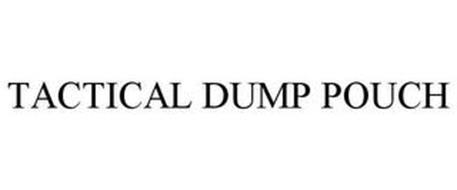TACTICAL DUMP POUCH