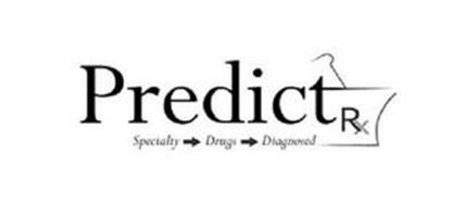 PREDICTRX SPECIALTY DRUGS DIAGNOSED