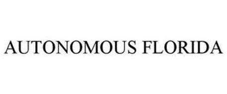 AUTONOMOUS FLORIDA