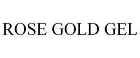 ROSE GOLD GEL