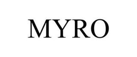 MYRO Trademark of Serface Care, Inc  Serial Number: 87855449