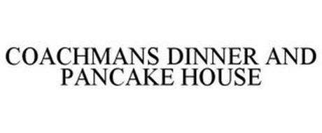 COACHMANS DINNER AND PANCAKE HOUSE