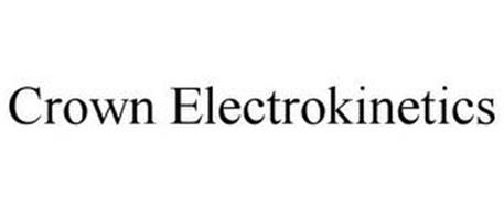 CROWN ELECTROKINETICS