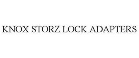 KNOX STORZ LOCK ADAPTERS