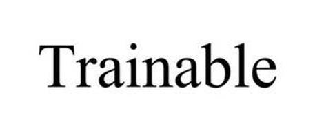 TRAINABLE