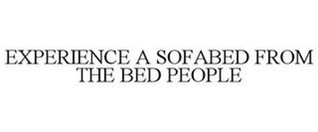 EXPERIENCE A SOFABED FROM THE BED PEOPLE