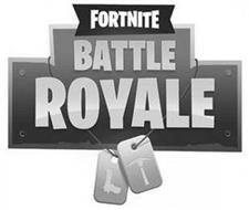 FORTNITE BATTLE ROYALE Trademark of Epic Games, Inc  Serial Number
