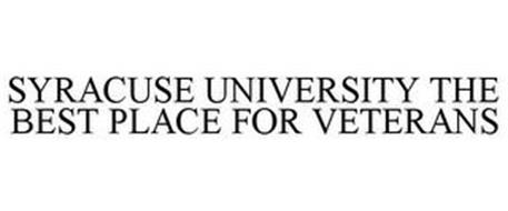 SYRACUSE UNIVERSITY THE BEST PLACE FOR VETERANS