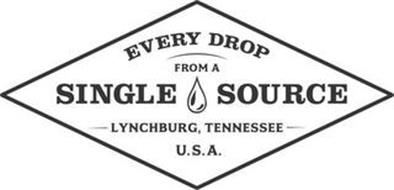 EVERY DROP FROM A SINGLE SOURCE LYNCHBURG, TENNESSEE U.S.A.