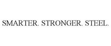 SMARTER. STRONGER. STEEL.