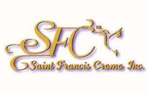 SFC SAINT FRANCIS CROMO, INC.