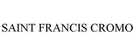 SAINT FRANCIS CROMO