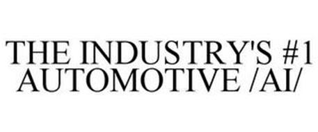 THE INDUSTRY'S #1 AUTOMOTIVE /AI/