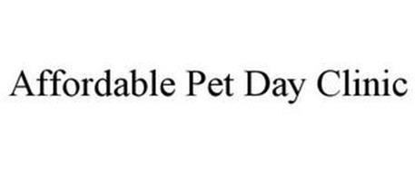 AFFORDABLE PET DAY CLINIC