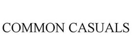COMMON CASUALS