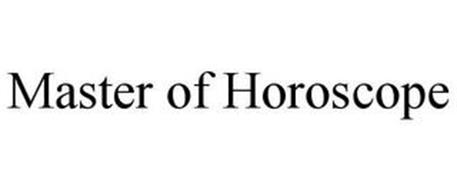 MASTER OF HOROSCOPE