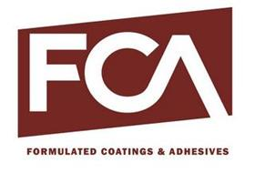 FCA FORMULATED COATINGS & ADHESIVES