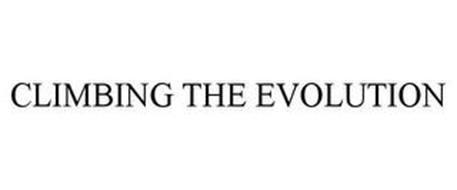 CLIMBING THE EVOLUTION