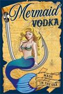MERMAID VODKA MADE IN THE USA