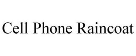 CELL PHONE RAINCOAT