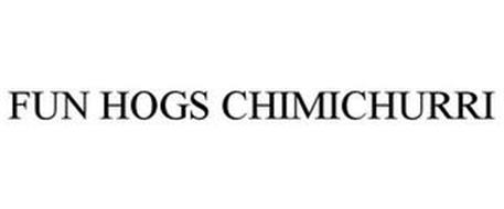 FUN HOGS CHIMICHURRI