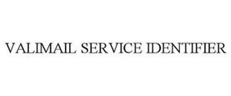 VALIMAIL SERVICE IDENTIFIER